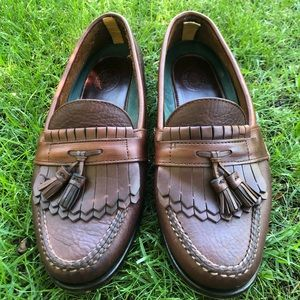 H.S TRASK Leather Dress Shoes!